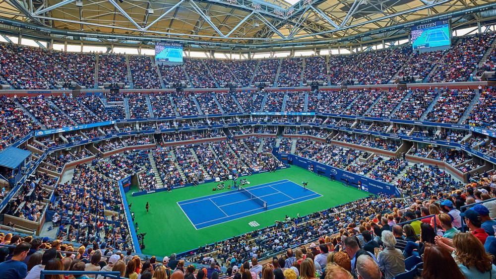 US Open Arthur Ashe Stadium