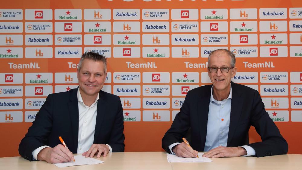 Jan Niebeek nieuwe bondscoach Foto: Marco Spelten, Actiefotografie.nl