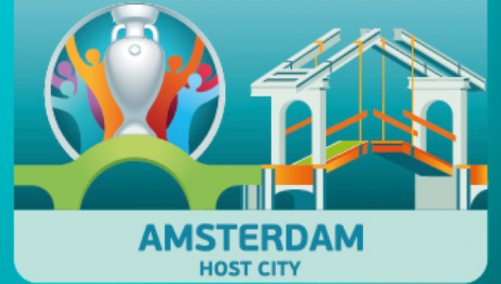 EURO 2020 Amsterdam
