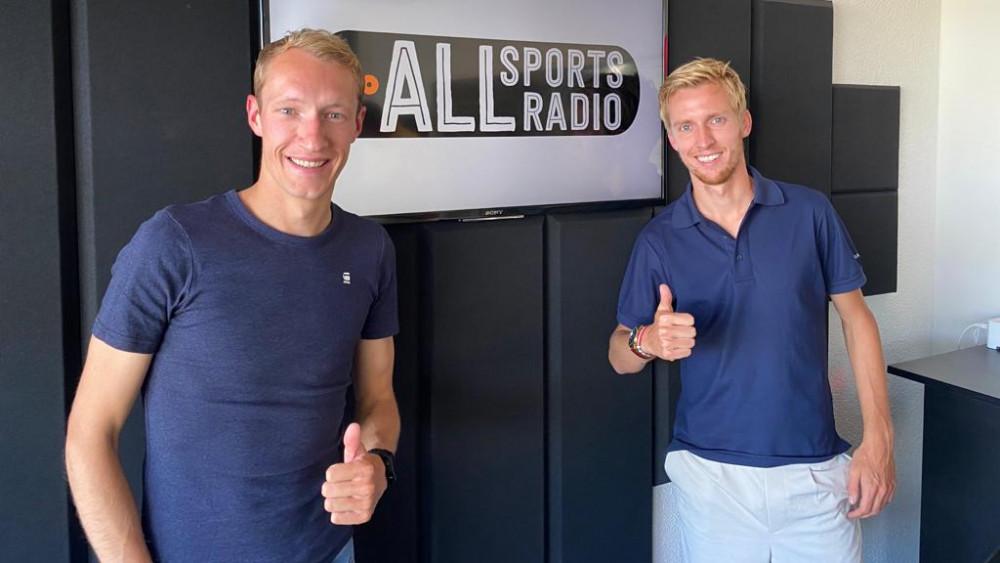 150721 Dromen over Topsport Frank Futselaar en Björn Koreman