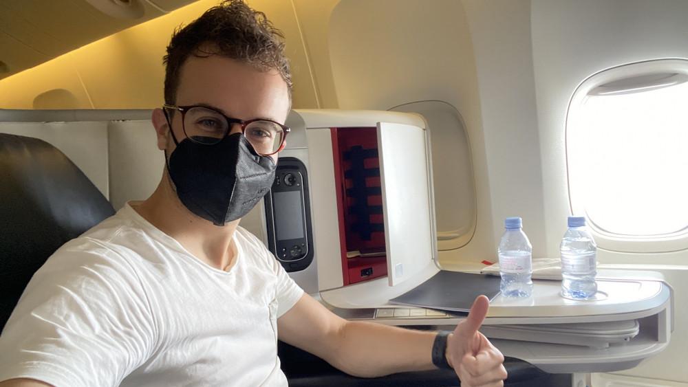 Robert Hüsken goes to Tokyo